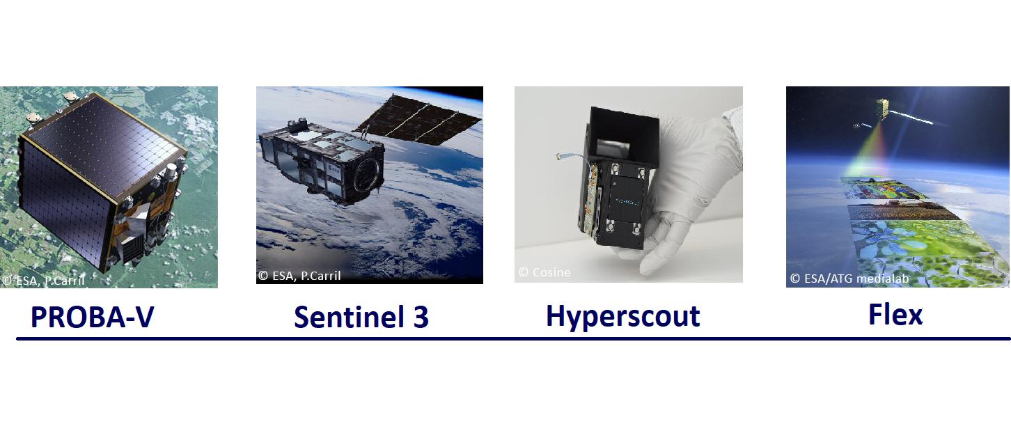 ProbaV-Sentinel3-Hyperscout-Flex_Copyright
