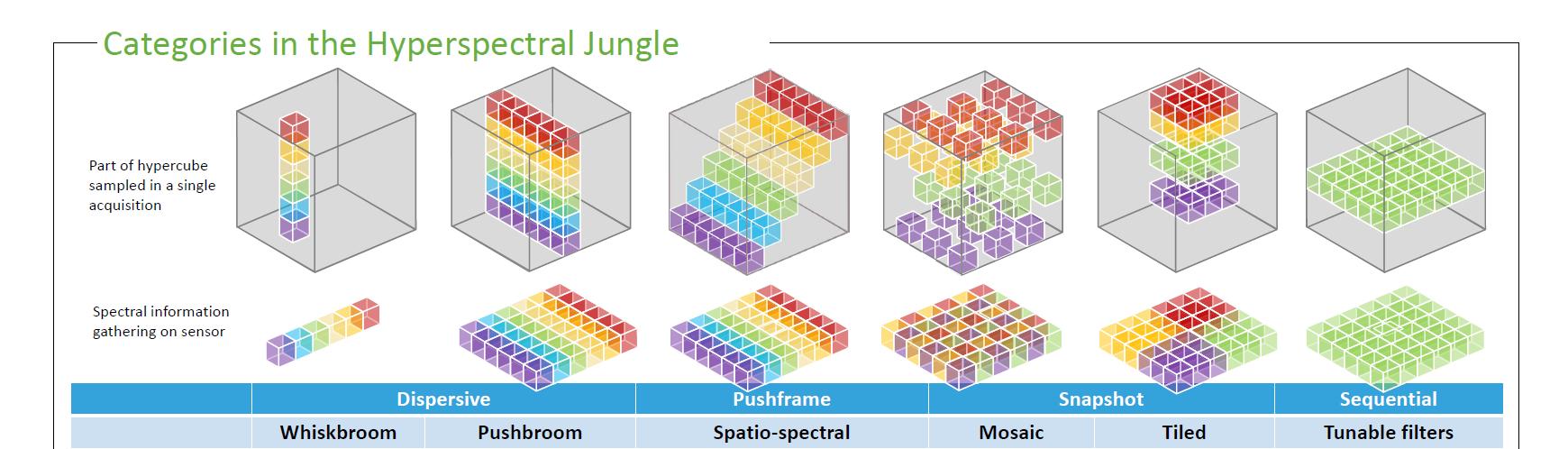 Categories hyperspectral jungle